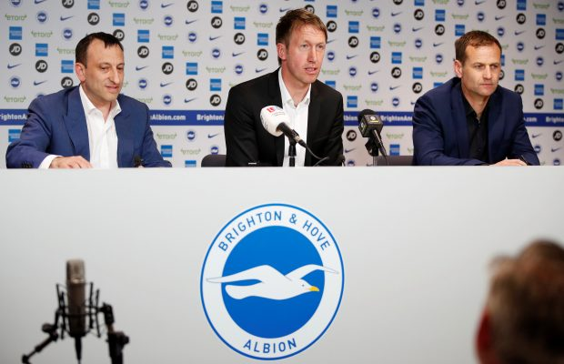 Brighton Replaces Chris Hughton With Graham Potter