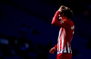 Griezmann decides his Atletico Madrid future!