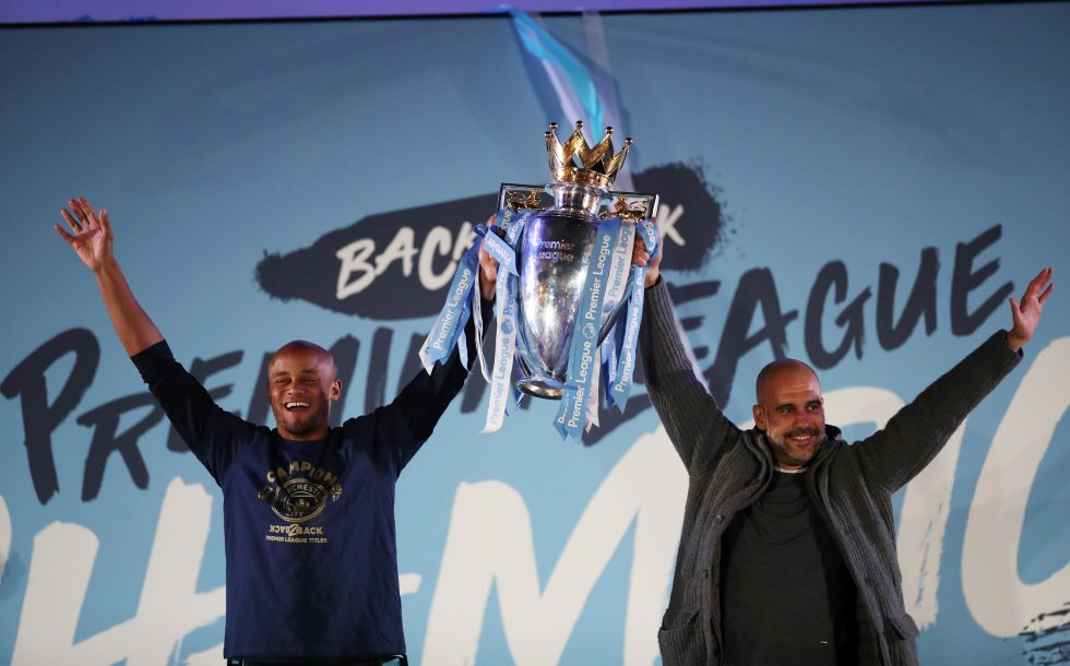 Guardiola stands for Manchester City's FFP innocence