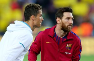 Lionel Messi Brace Will Motivate Cristiano Ronaldo- Allegri