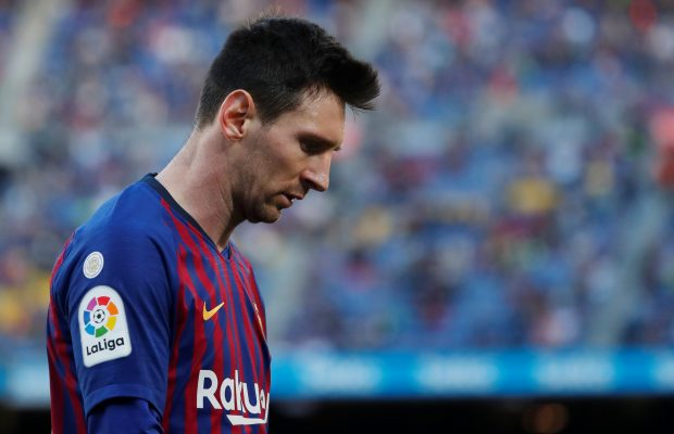 Lionel Messi Still Trying To Get Over Liverpool Defeat - Ernesto Valverde