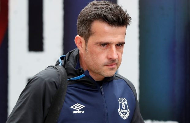 Marco Silva Hails Everton Players Following Recent Upturn In Form