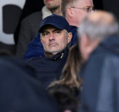 Mourinho talks about the Champions League final