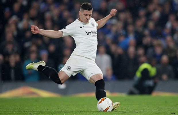 Real Madrid sign Jovic!