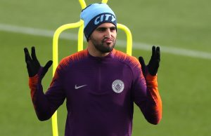 Riyad Mahrez Doesn't Want To Leave Manchester City