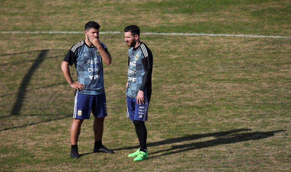 Sergio Aguero Insists Lionel Messi Should Win The Balon d'Or