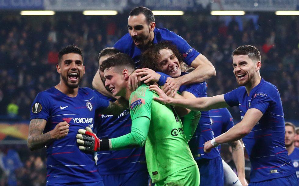 Odds Europa League final 2019