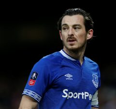 Baines wants to fight at Everton!