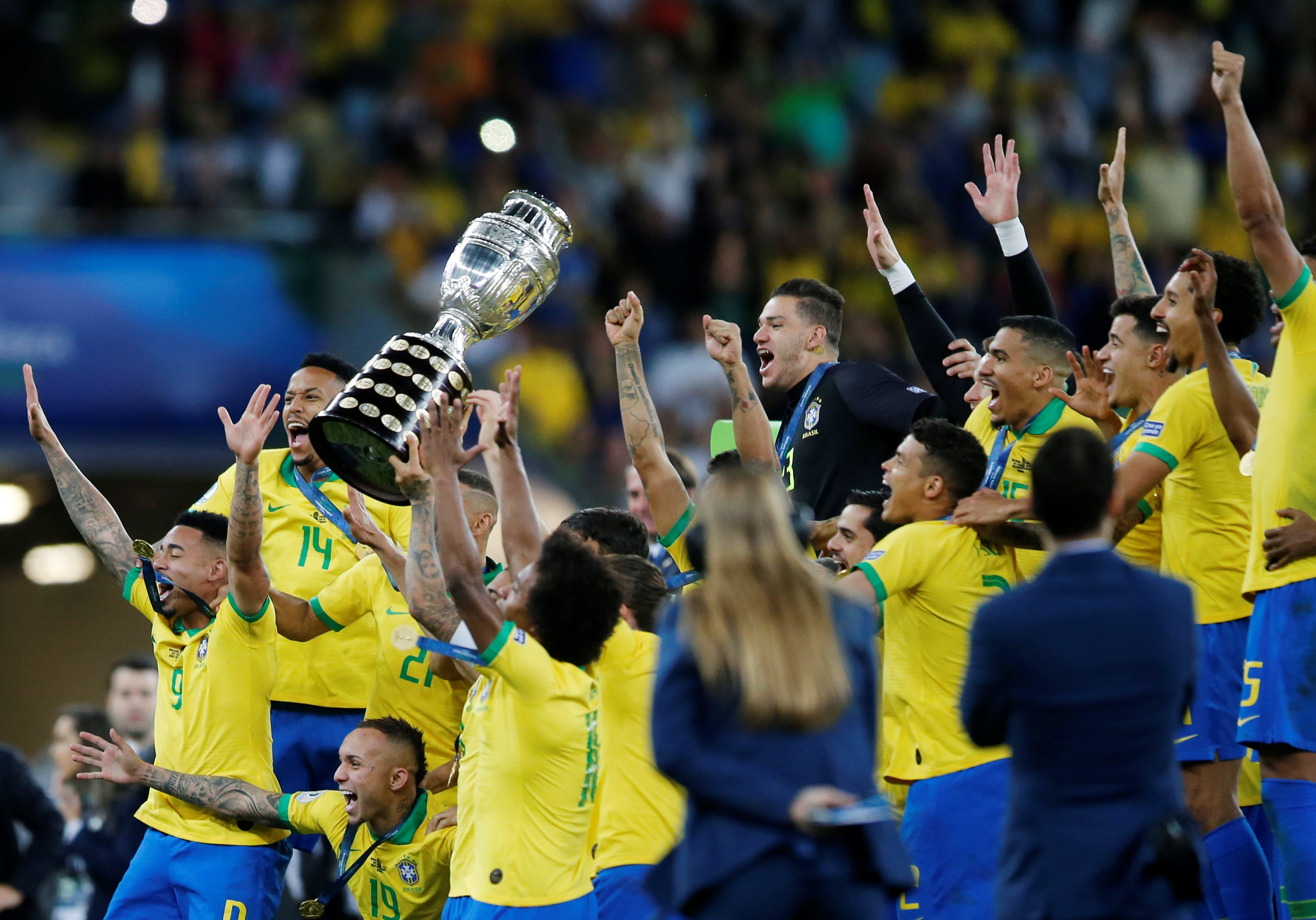Copa America Winners list - all previous Copa America Winners History