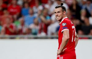 Gareth Bale's limited option listed by Rush
