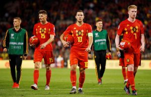 Martinez proud of Belgium's superstars!