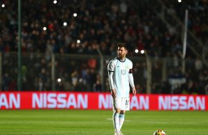 Messi frustrated with Argentina