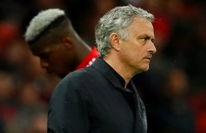 Mourinho hints at new job