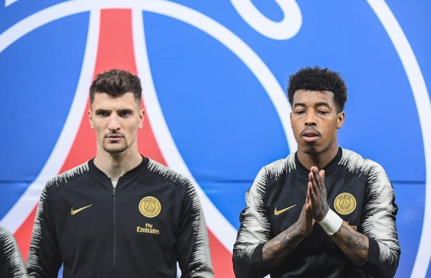 Paris Saint Germain Defender Wishes To Leave The Club In Summer