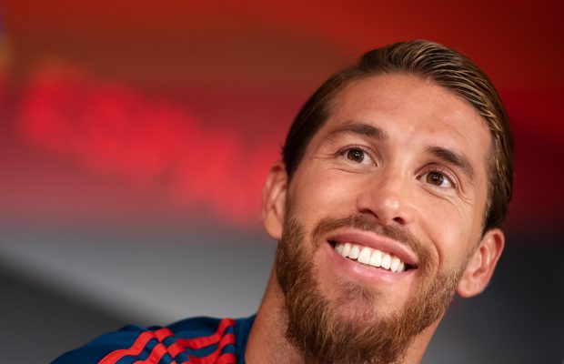 Sergio Ramos Happy To Play With 'World Class' Eden Hazard