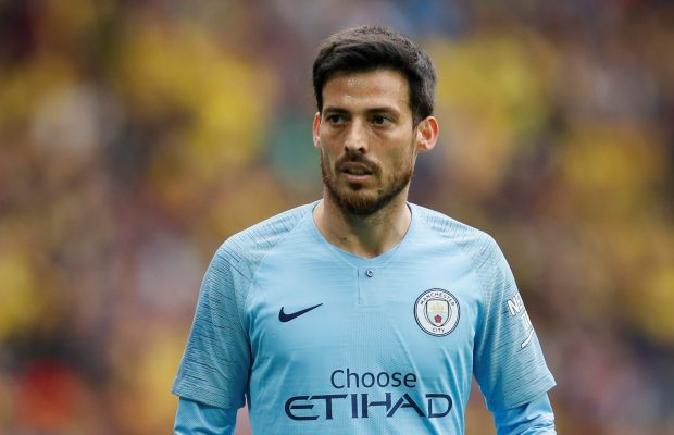 Silva reveals who can replace him at Manchester City