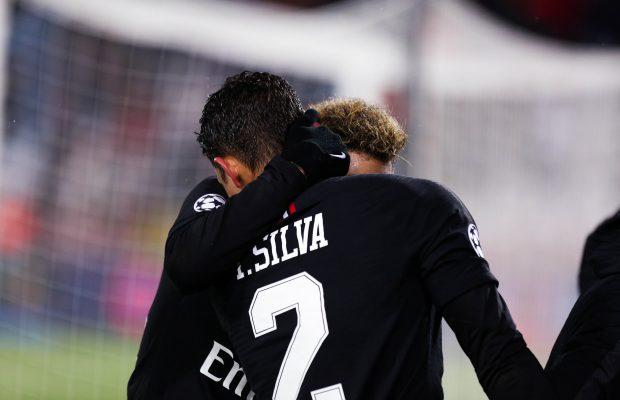 Silva wants Neymar to stay in Paris