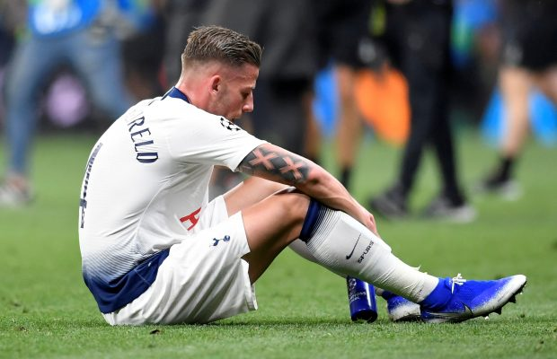 Toby Alderweireld Is Determined To Work Harder Next Season