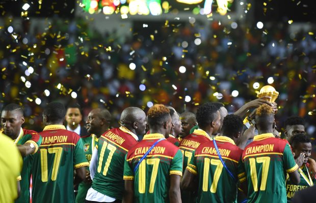 What time is the AFCON 2019 kick-off in UK, Australia & US?