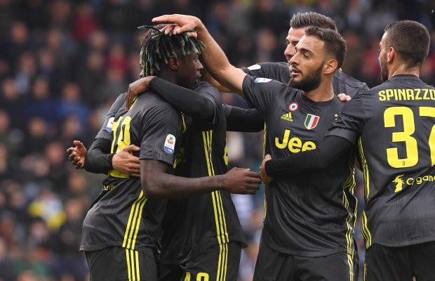 €30m Everton Bid For Striker Gets Rejected By Juventus