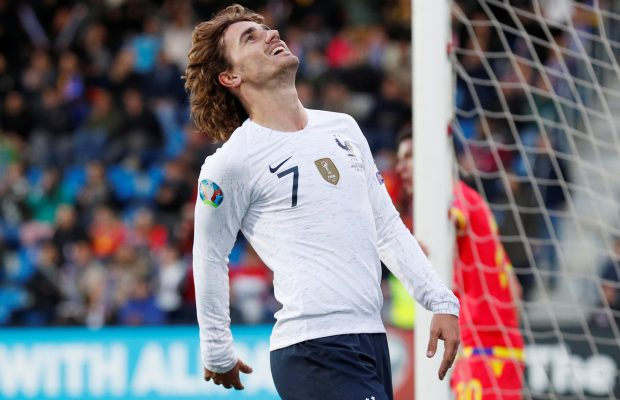 Atletico Madrid To Take Disciplinary Action Against Antoine Griezmann