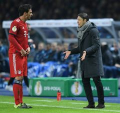 Kovac takes dig at Hummels over Dortmund move