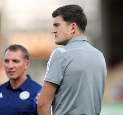 Manchester United Sent Maguire Warning Amidst Negotiations With Leicester