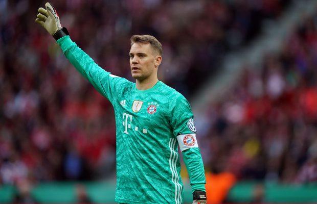 Manuel Neuer Blasted For 'Unacceptable Behaviour' With Bayern Munich