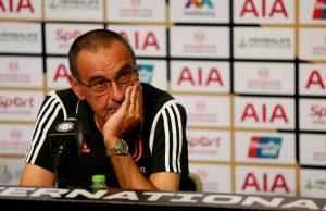 Maurizio Sarri Instructs Juventus Squad To Adjust To Cristiano Ronaldo