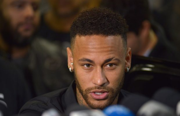 Neymar not wanted back