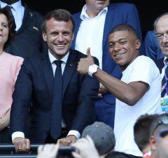 Paris Saint-Germain Unsure If Kylian Mbappe Will Renew His Contract