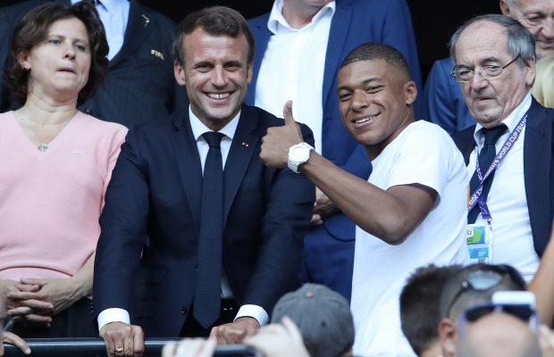 Paris Saint-Germain Unsure If Kylian Mbappe Will Renew His Contract