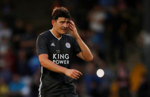 Pep Guardiola Reveals Manchester City's Position In Maguire Chase