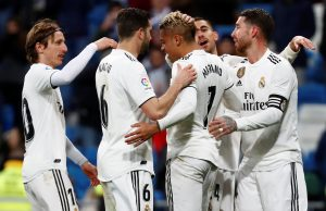 Real Madrid Clearout Sale Makes This Striker Available For Only €20m