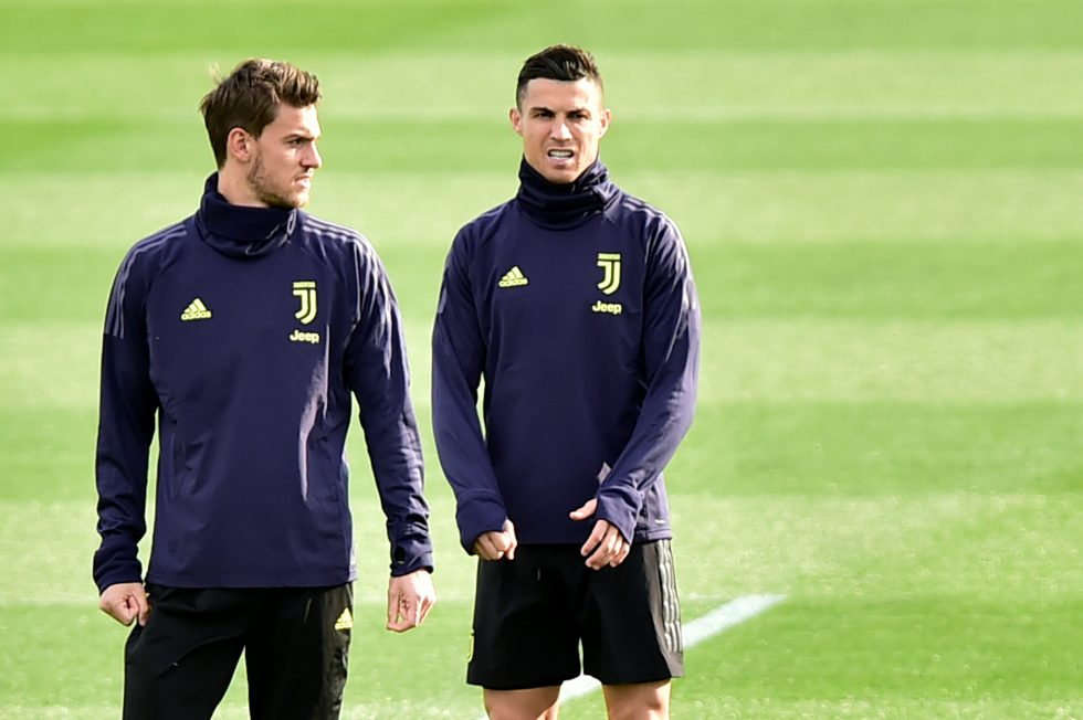 Wanted Juventus Defender Ready To Move On From Sarri's Clutches