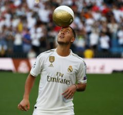 'You Need To Win Things Every Season' At Real Madrid: Eden Hazard