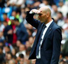 Zinedine Zidane Hits Back At Gareth Bale's 'Disgrace' Remarks