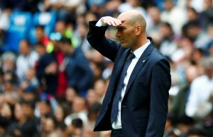 Zinedine Zidane Hits Back At Gareth Bale's 'Disgrace' Remarks