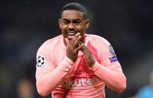 Malcolm could leave Barcelona this summer