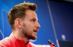Ivan Rakitic is on the brink of a Barcelona exit