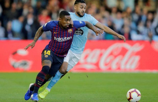 OFFICIAL: Malcom leaves Barcelona!