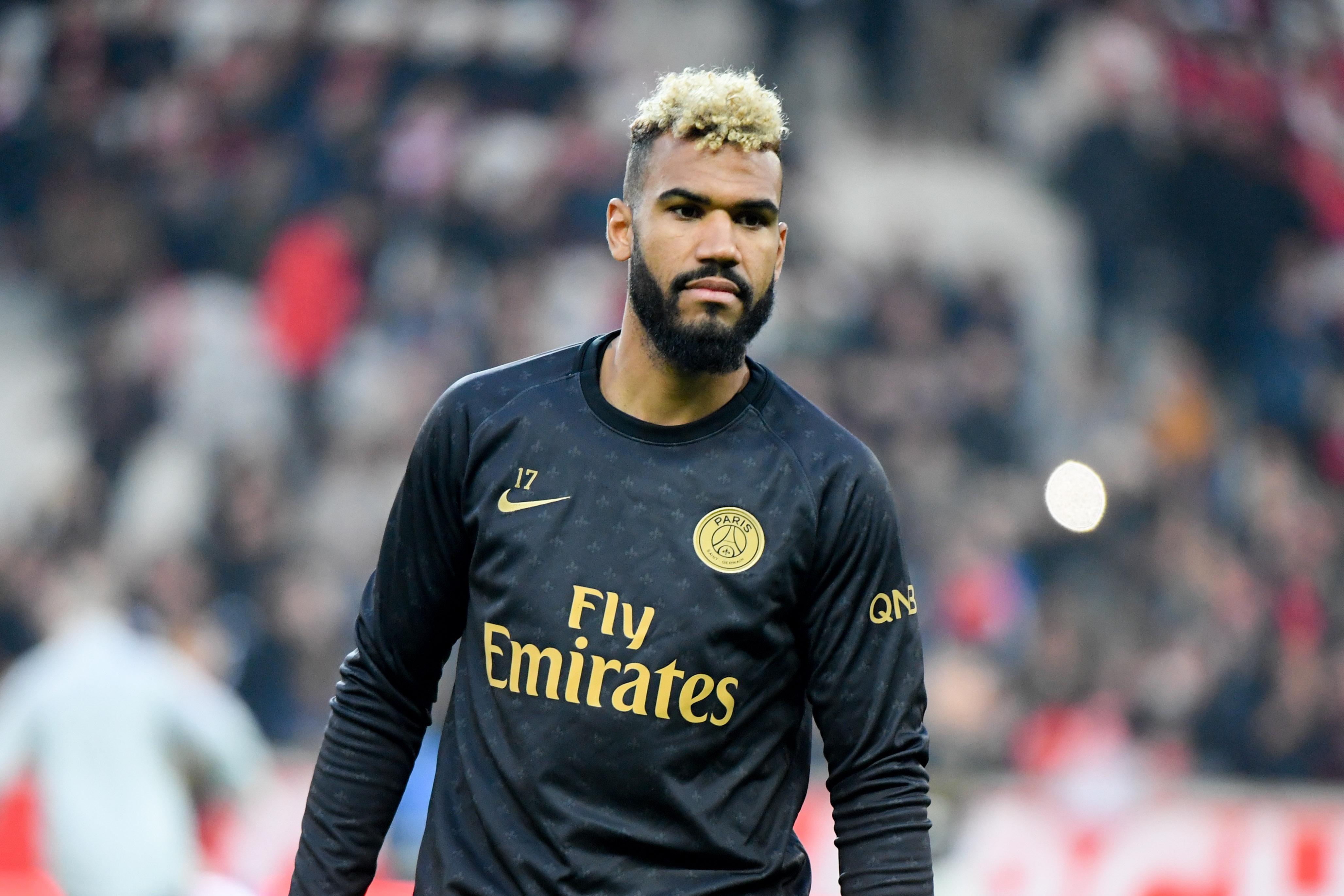 Paris Saint Germain Agree To Loan Choupo Moting