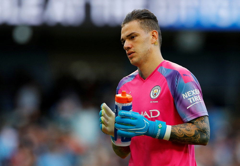 Top 10 players you didn't know played together - Ederson