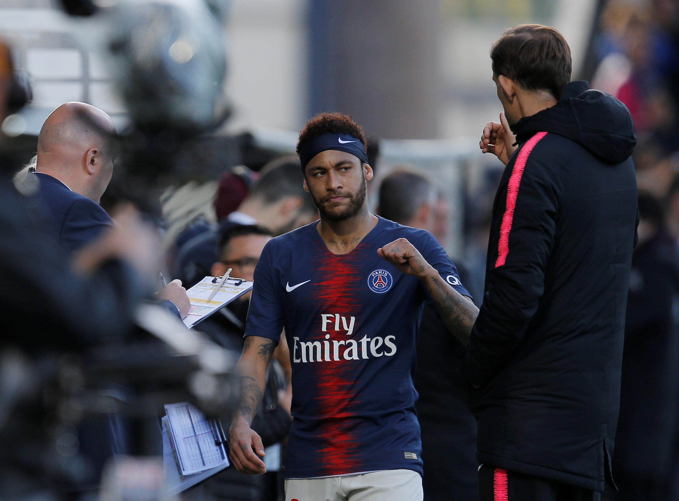 Tuchel losing sleep over Neymar saga