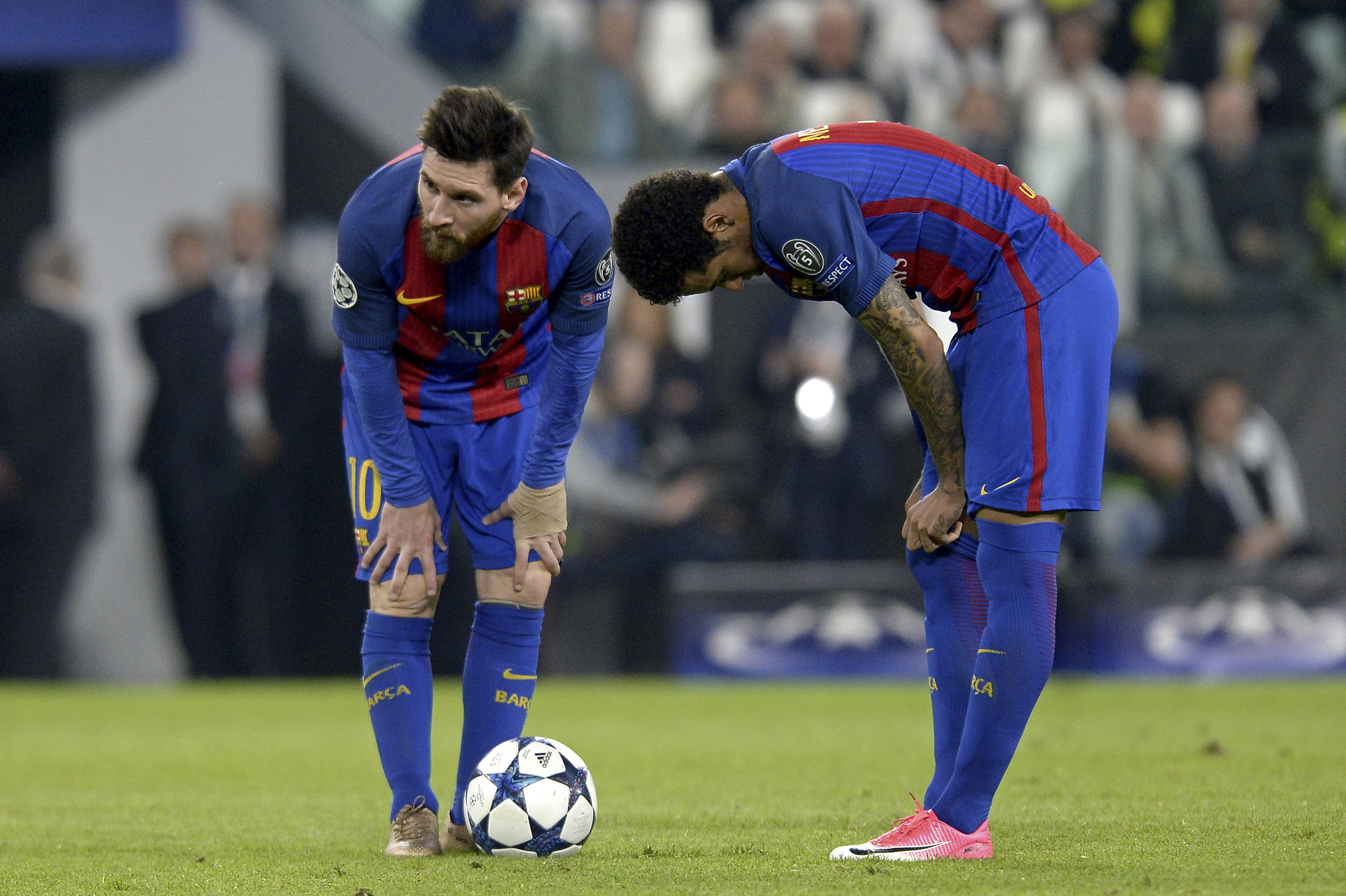 Valverde provides updates on Messi and Neymar