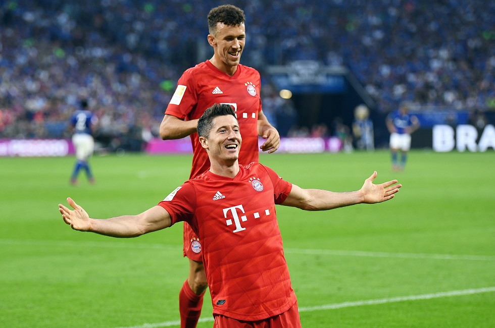 Veteran Forward's New Bayern Munich Contract 95 Percent Complete