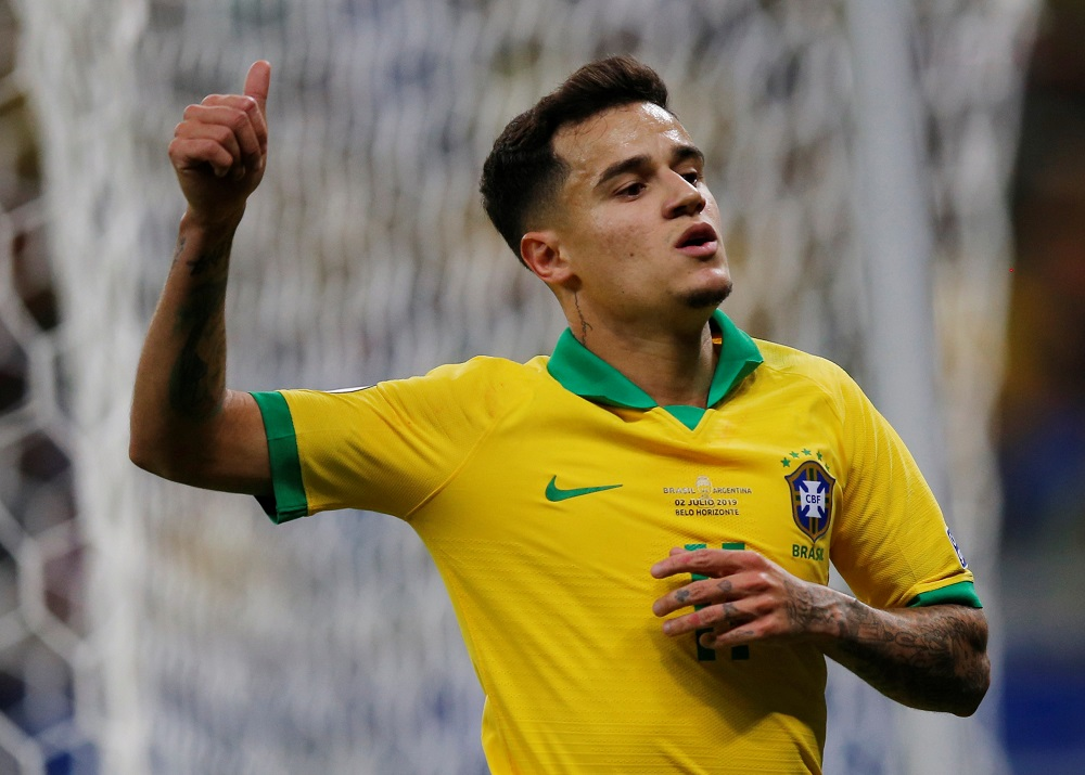 Barcelona willing to offload Coutinho on loan