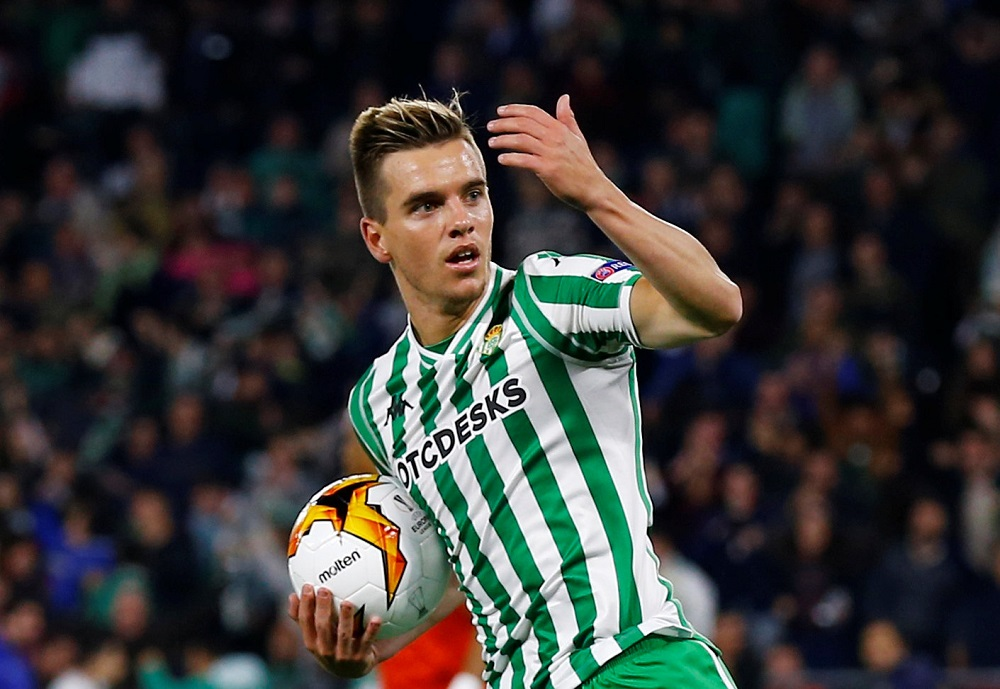 Tottenham agree deal for Real Betis midfielder