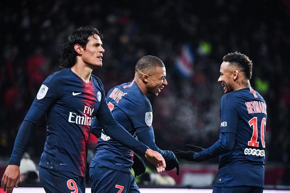 Mbappe wants Neymar stay