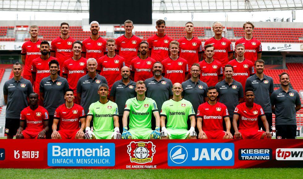 Bayer 04 Leverkusen Players Salaries 2020 (Weekly Wages)